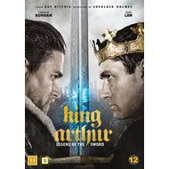 King Arthur - Legend Of The Sword (DVD)
