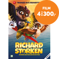 Produktbilde for Richard Storken (DVD)