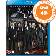 Produktbilde for The Vampire Diaries - Sesong 8 (BLU-RAY)