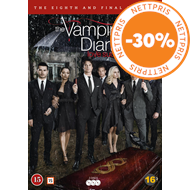 Produktbilde for The Vampire Diaries - Sesong 8 (DVD)
