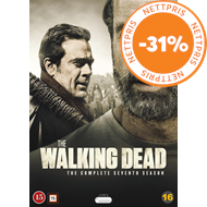 Produktbilde for The Walking Dead - Sesong 7 (DVD)