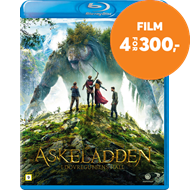 Produktbilde for Askeladden - I Dovregubbens Hall (BLU-RAY)