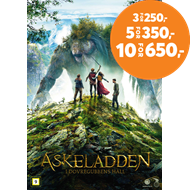 Produktbilde for Askeladden - I Dovregubbens Hall (DVD)