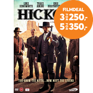 Produktbilde for Hickok (DVD)