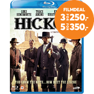 Produktbilde for Hickok (BLU-RAY)