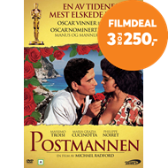 Produktbilde for Postmannen (DVD)