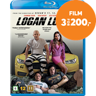 Produktbilde for Logan Lucky (BLU-RAY)
