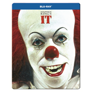 It (1990) - Limited Steelbook Edition (BLU-RAY)