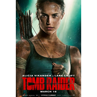 Tomb Raider (2018) (BLU-RAY)