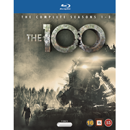 The 100 - Sesong 1 - 3 (BLU-RAY)