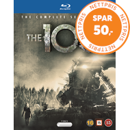 Produktbilde for The 100 - Sesong 1 - 3 (BLU-RAY)