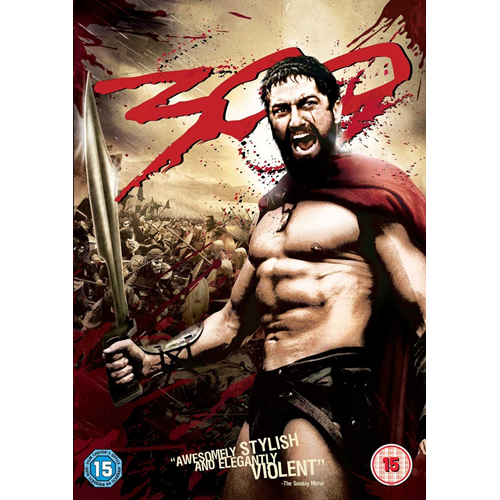 300 (UK-import) (DVD)