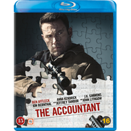 The Accountant (BLU-RAY)