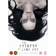 The Autopsy Of Jane Doe (DVD)