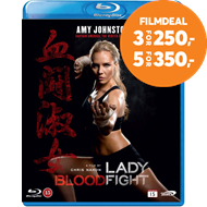 Produktbilde for Lady Bloodfight (BLU-RAY)