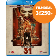 Produktbilde for 31 (BLU-RAY)