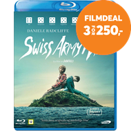 Produktbilde for Swiss Army Man (BLU-RAY)