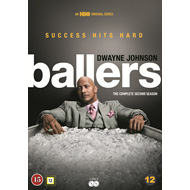 Ballers - Sesong 2 (DVD)