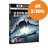 Produktbilde for Battleship (4K Ultra HD + Blu-ray)