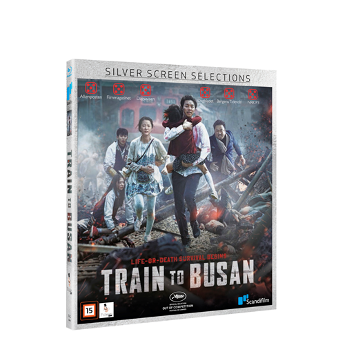 Train To Busan - Slipcase Edition (BLU-RAY)
