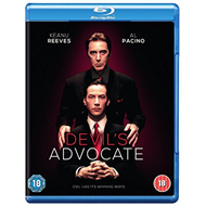 The Devil's Advocate (UK-import) (BLU-RAY)