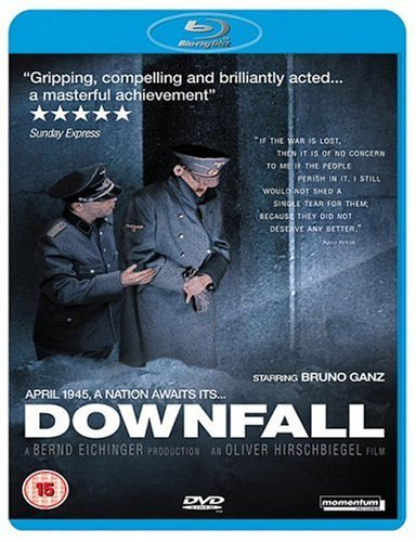 Der Untergang (UK-import) (BLU-RAY)
