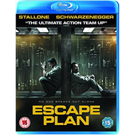 Produktbilde for Escape Plan (UK-import) (BLU-RAY)