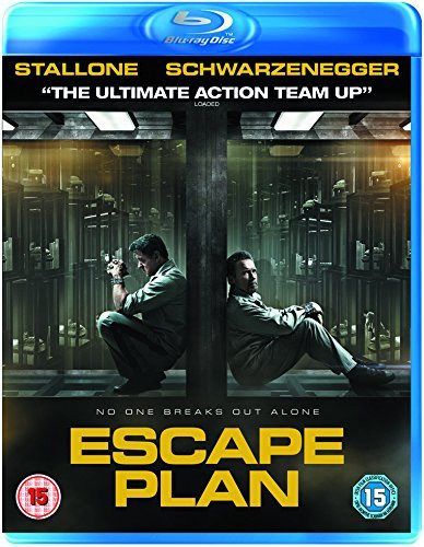 Escape Plan (UK-import) (BLU-RAY)