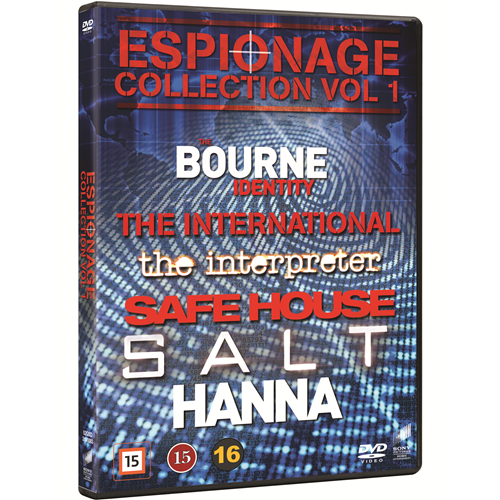 Espionage Collection Vol. 1 (DVD)
