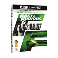 Fast & Furious 6 (4K Ultra HD + Blu-ray)