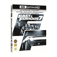 Fast & Furious 7 (4K Ultra HD + Blu-ray)