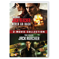 Jack Reacher 1-2 Box Set (DVD)