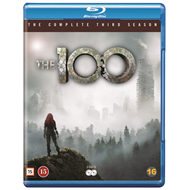 The 100 - Sesong 3 (BLU-RAY)