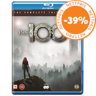 Produktbilde for The 100 - Sesong 3 (BLU-RAY)