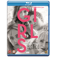 Girls - Sesong 5 (BLU-RAY)
