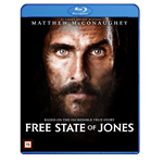 The Free State Of Jones (BLU-RAY)