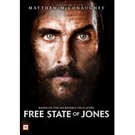 The Free State Of Jones (DVD)