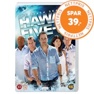 Produktbilde for Hawaii Five-O - Sesong 6 (DVD)