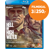 Produktbilde for Hell Or High Water (BLU-RAY)