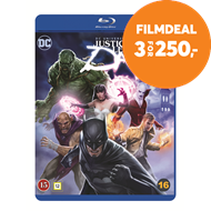 Produktbilde for Justice League: Dark (BLU-RAY)