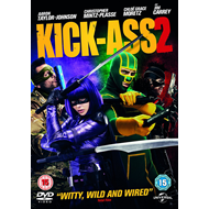 Kick-Ass 2 (UK-import) (DVD)