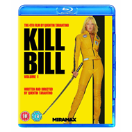 Kill Bill - Vol. 1 (UK-import) (BLU-RAY)