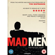 Mad Men - Sesong 1 (UK-import) (DVD)