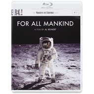 For All Mankind (UK-import) (DVD + Blu-ray)