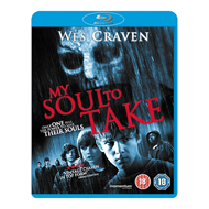 My Soul To Take (UK-import) (BLU-RAY)