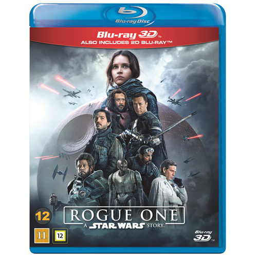 Rogue One: A Star Wars Story (Blu-ray 3D + Blu-ray)
