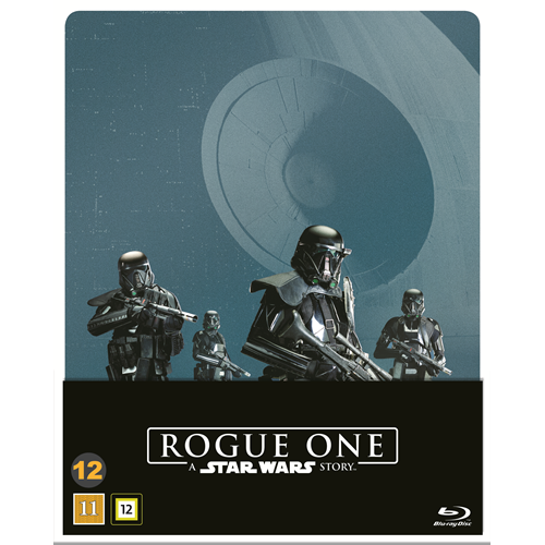 Rogue One: A Star Wars Story - Limited Steelbook Edition (BLU-RAY)