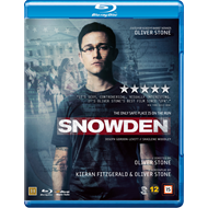 Produktbilde for Snowden (BLU-RAY)