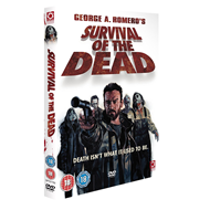 Survival Of The Dead (UK-import) (DVD)