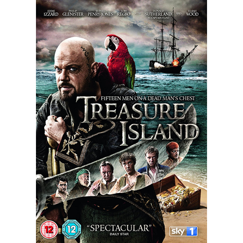 Treasure Island (UK-import) (DVD)